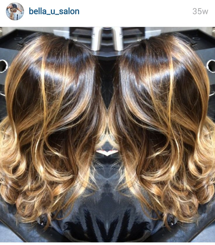 The Difference Between Balayage Ombr 233 Sombr 233 Amp The Whole
