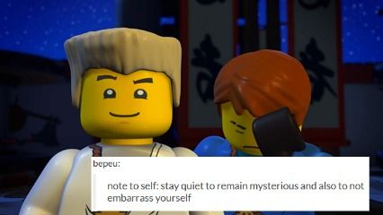 Ninjago Tumblr comments