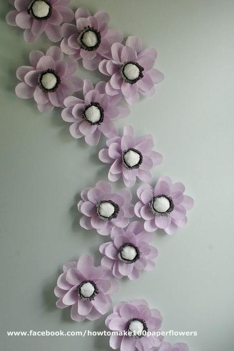 Pottery Barn Flower for a lavender purple bedding set or nursery