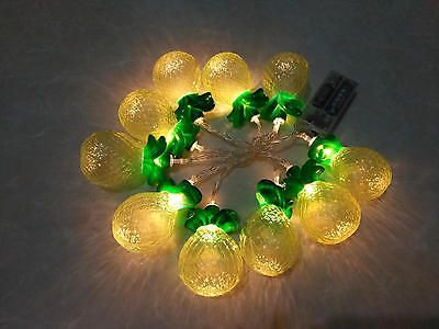 10 Flamingo Fairy LED String Lights Party Patio Wedding Christmas Bedroom Decor