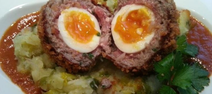 Vogelnestjes, Schotse- of, Verborgen eieren | Lekker Tafelen