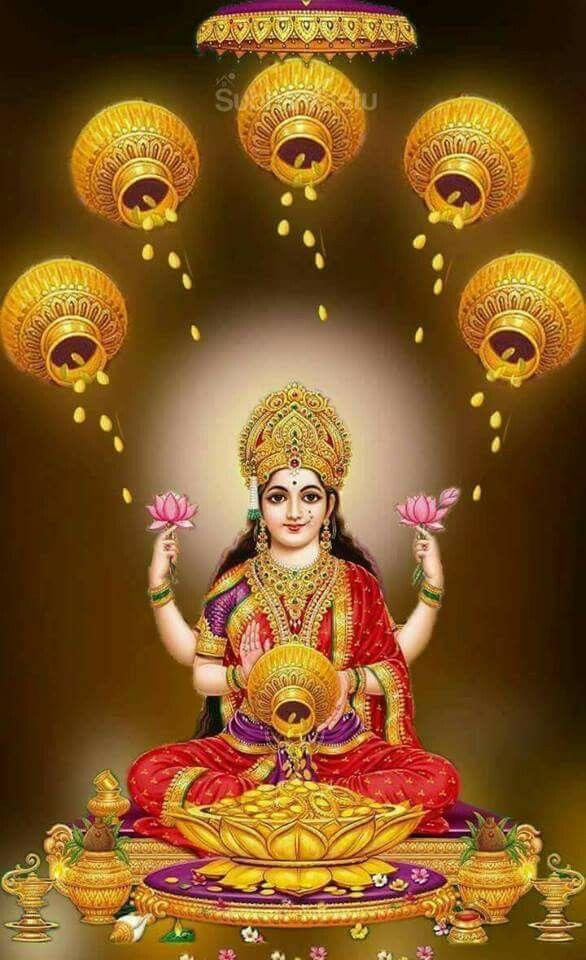 Lakshmi Goddess Lakshmi Lakshmi Images Hindu Deities
