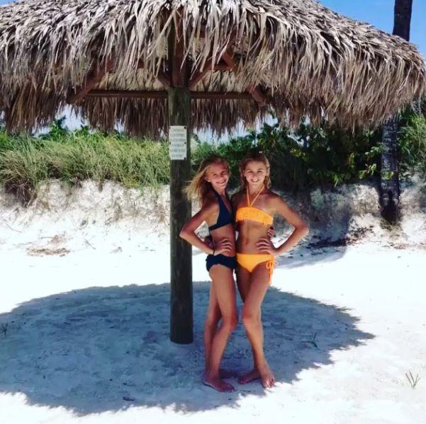 Dance Moms Paige and Chloe #twinnies