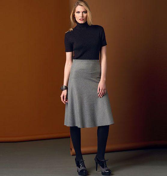 Mccall Pattern V9030 6-8-10-12--Vogue Pattern