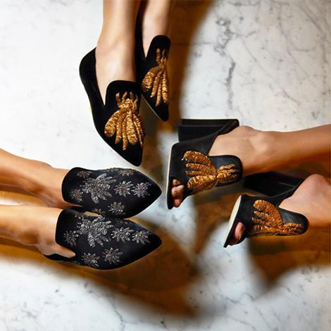 Turkish brand Sanayi 313 isn't just about shoes. Granted, their traditional, Ottoman-inspired footwear with a beautifully eccentric twist has become adored by the fashion press and glitterati alike…