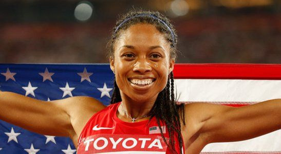 Allyson Felix's net worth is mounting now than ever before. #ecelebrityfacts
