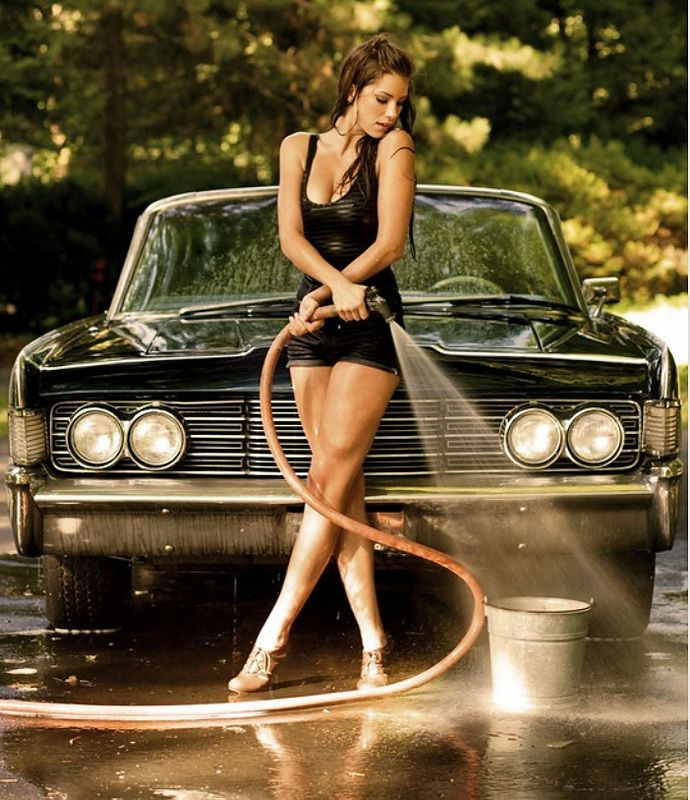 All Free sexy women with cars video