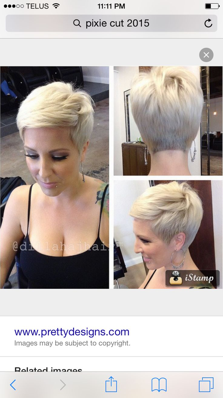 Continue to perfect pixie haircuts part 2 the traditional pixie - This Is My Next Haircut Blonde Pixie Haircut With Bangs Women Short Hairstyles