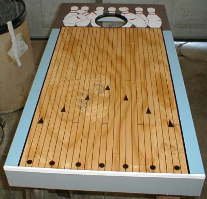 Cornhole Boards, Corn Hole, Sport Design, Bowling