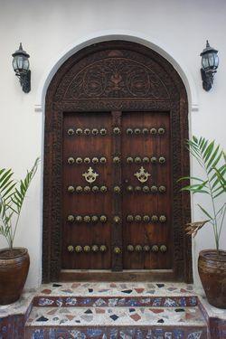 Zanzibar Door photos & 149 best Zanzibar doors images on Pinterest | Windows Entrance ...