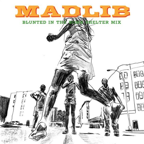 """Check out """"Blunted in the Bomb Shelter"""" by Madlib on Mixcloud"""