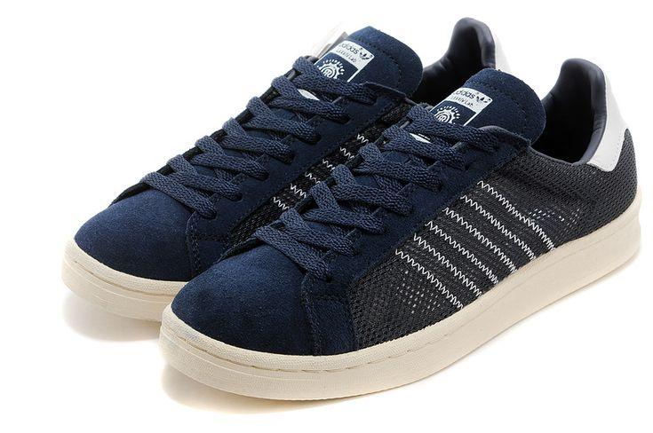 Adidas Originals X KZK 84-Lab Campus 80s Navy Blue Q034894 http://www.adboostsaleb.com