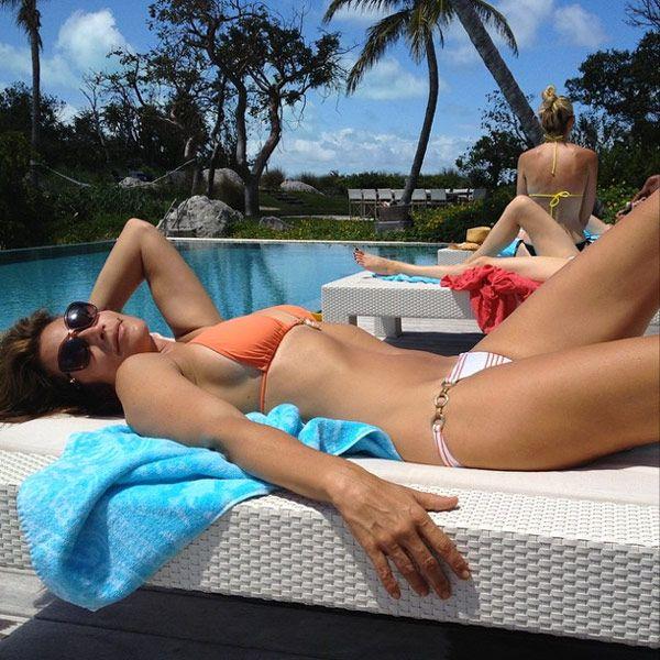 Cindy Crawford: Husband Posts Hot Bikini Pic After Unretouched Photo GoesViral
