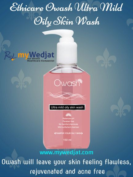 Owash will leave your skin feeling flawless, rejuvenated and acne  free
