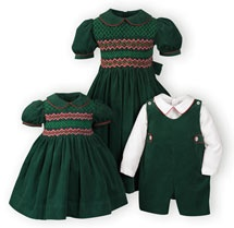 Green Noel - Girls' Holiday Dresses, Boys' Holiday Outfits, Children's Holiday Clothes
