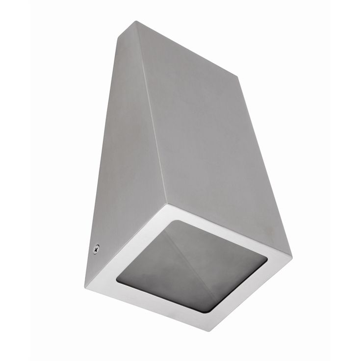 Stainless steel wall bunker light twin pack $48
