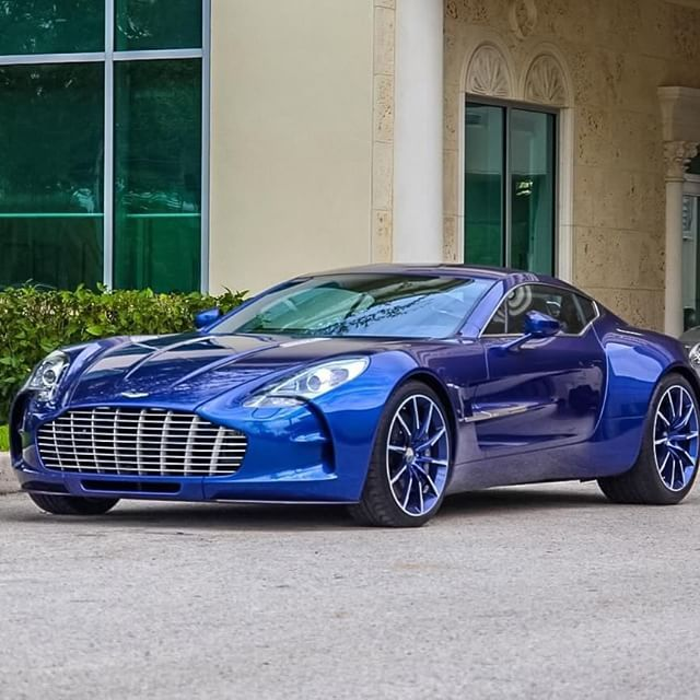 Aston Martin One77  Follow @Aston_Motorsports  Follow @Aston_Motorsports  #  Freshly Uploaded To www.MadWhips.com  Photo by @keystothejungle by exotic_performance