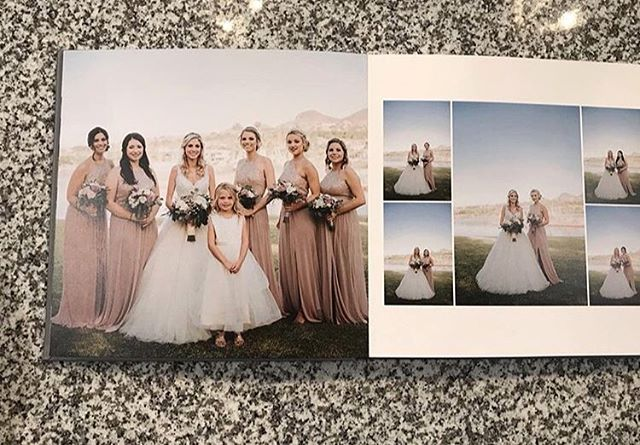 Want A Beautiful Wedding Album From Your Wedding Day But Don T Have The Energy For A Diy Wed Wedding Photo Albums Diy Wedding Album Professional Wedding Albums
