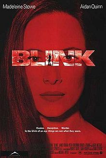 """Before ABC's """"Revenge"""" made Madeline Stowe a star again, she played a blind woman given her eyesight back, but doubts about the quality of her vision cause her to question - did she eyewitness a murder? Directed by Michael Apted (""""Gorky Park"""")."""