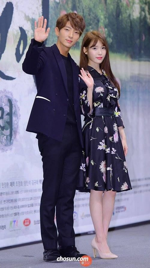 Press Conference of Scarlet Heart: Ryeo