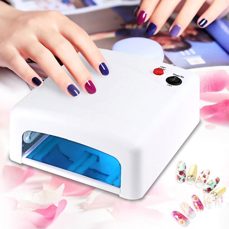 221 best Nail Dryer images on Pinterest | Gel nail polish, Nail ...