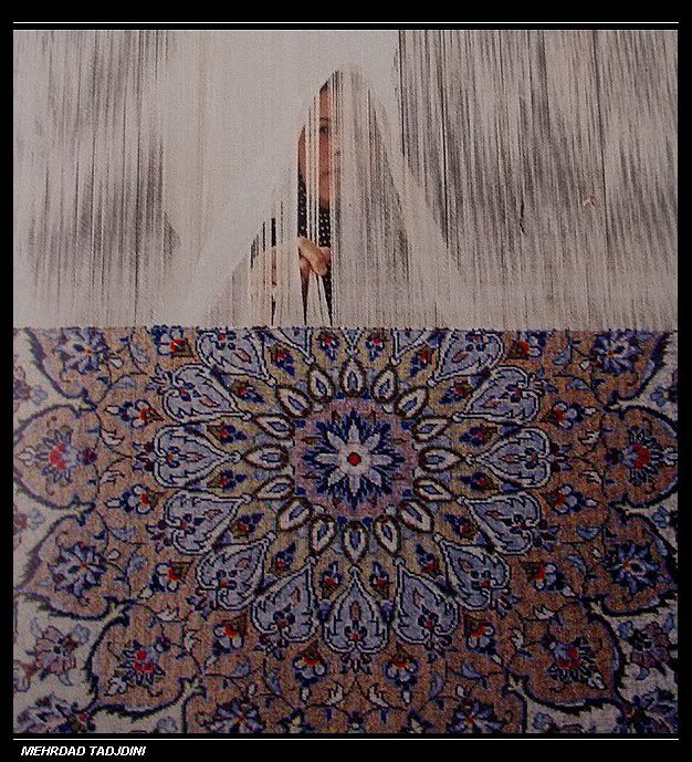 Carpet Weaving Art - kashan, Esfahan