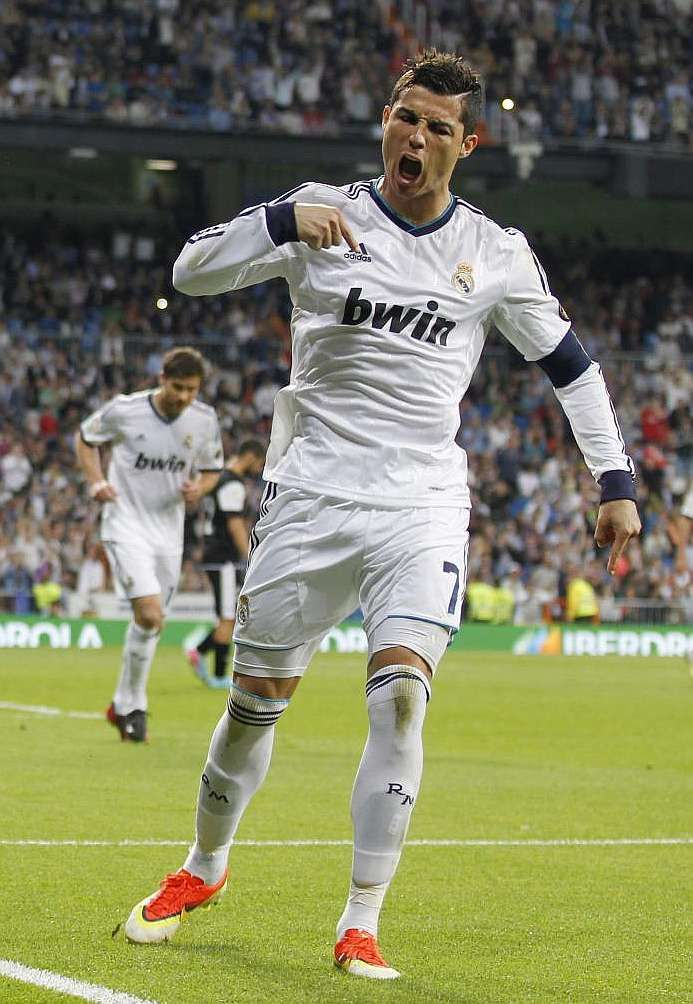 Cristiano Ronaldo: This is Real Madrid!