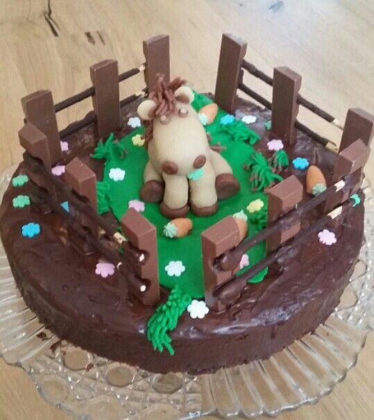 Pferde Kuchen / Kindergeburtstag