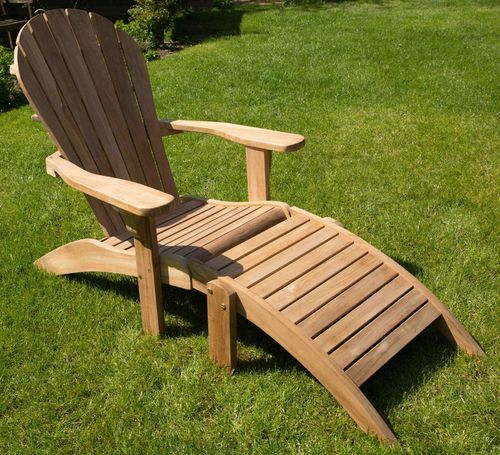 loved for its simple distinctive design and wide comfortable armrests our teak adirondack chair