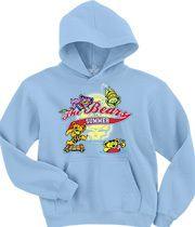 Liquid Blue - Bears Of Summer Light Blue Hoodie, $44.95 (http://liquidblue.com/music/rock-and-roll/grateful-dead/bears-of-summer-light-blue-hoodie/)