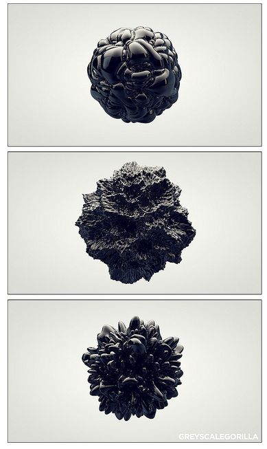 Nick Campbell, polygon displacement