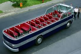 IKARUS 630 CABRIO Bus to take your guests to the venue of the ceremony and party