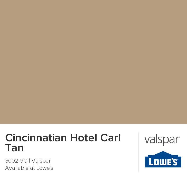 Cincinnatian Hotel Carl Tan Painted My Tv Room This And