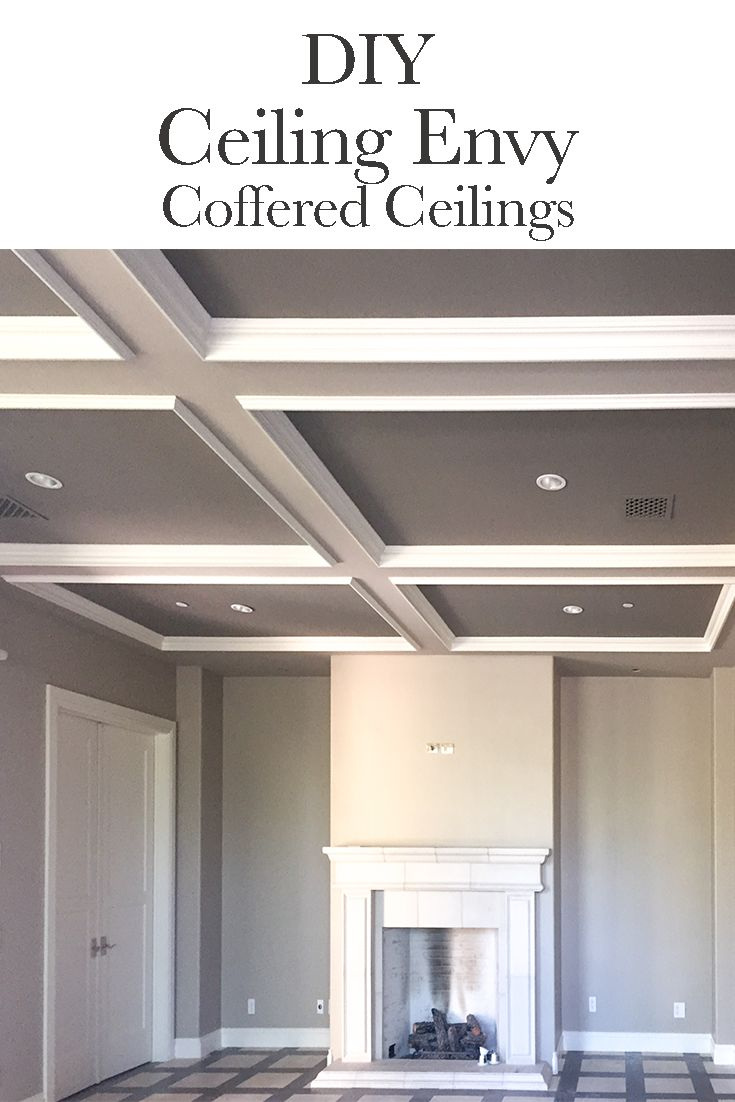 Design Coffered Ceiling Ideas best 25 coffered ceilings ideas on pinterest living room looking for a small way to make big change in your home check out painted ceilingscoffered ceilingswood ceilingsfalse ceilin