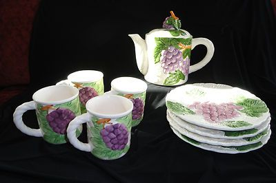 31 Best Images About Grapes On Pinterest Ceramics Wine