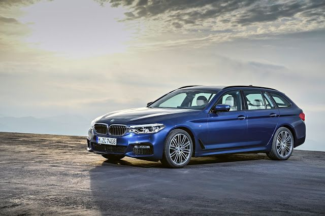 Tested Cars: Nuevo BMW Serie 5 Touring