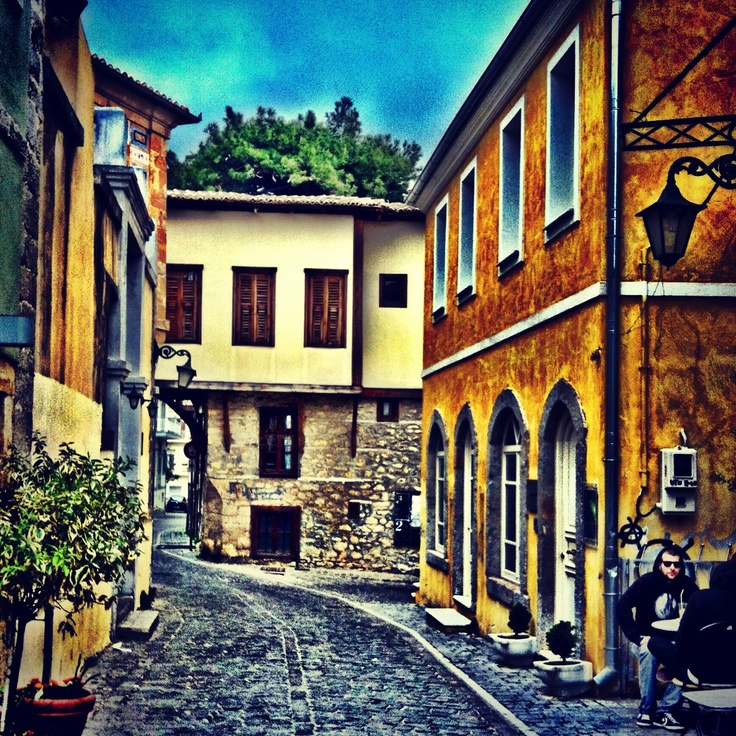 Kavala, Greece  (by Lei Ji)