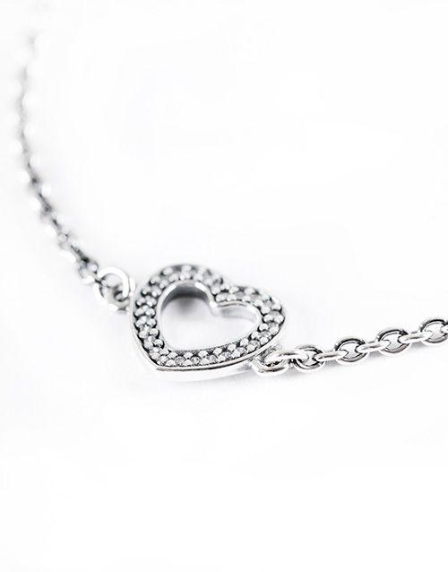 Buy Pandora Sterling Silver Bracelet Online - NetJewel