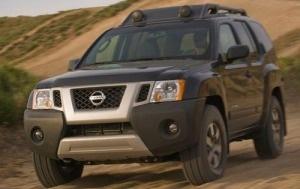 2011 Nissan Xterra X SUV Shown