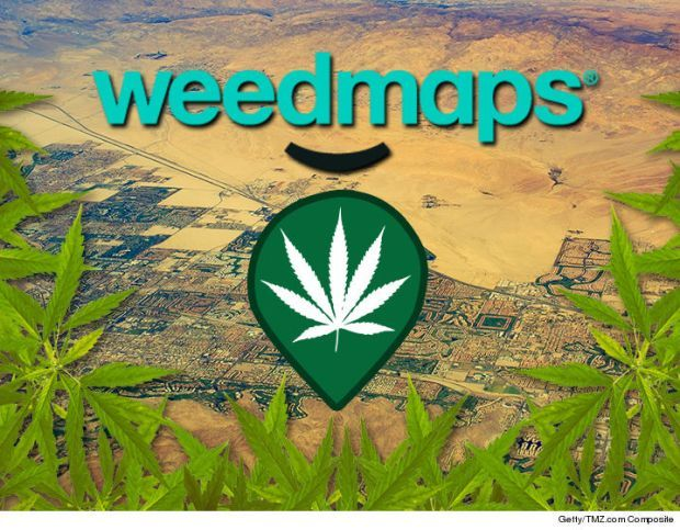 Weedmaps Coachella VIP Ganja Party