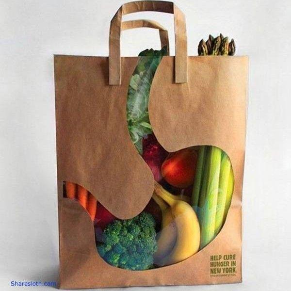 City Harvest Grocery Bag