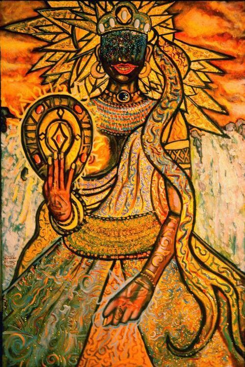 Oxum by Florencio love it!