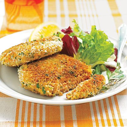 Learn how to make Crispy Salmon Cakes. MyRecipes has 70,000+ tested recipes and videos to help you be a better cook