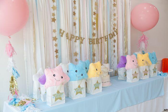 Twinkle Twinkle Little Star Party Banner Twinkle Twinkle Little Star Birthday Supplies Twinkle Twinkle Little Star First Birthay Decor