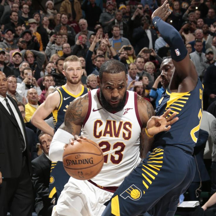 LeBron James, Cavs Lose 3rd Straight After Blowing 22-Point Lead vs. Pacers - Bleacher Report