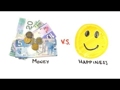 Can Money Buy Happiness? The Science of Materialism, Animated  by Maria Popova |   Experiences vs. things, or why the emotional rewards of pro-social spending outshine those of self-interest.