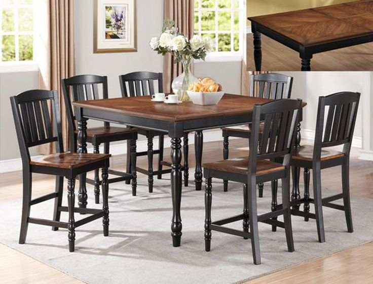 Ramona Counter Height Table And 4 Chairs 79900 54 X 3654