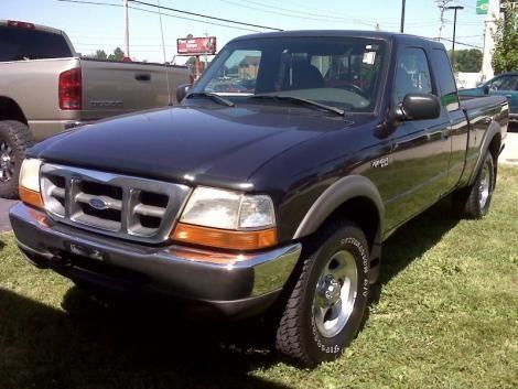 Ford Ranger XLT '99 For Sale in Missouri — $7990