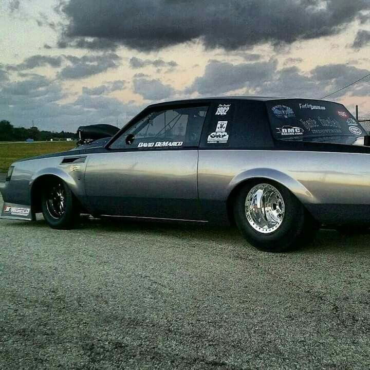 Precision Turbo Grand National: 36 Best Images About G-Body Drag Racing On Pinterest
