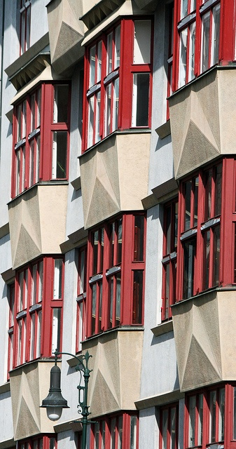 Prague cubism - Teacher's Housing Co-operative